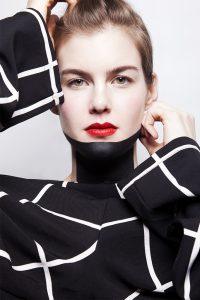 Makeup/Hair/Styling Vanessa Cogorno   Photography Bart Peeters   Model Romane Gerin @TheAgent