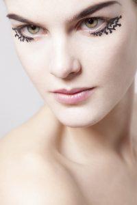 Makeup/Hair/Styling Vanessa Cogorno   Photography Bart-Peeters   Model Romane Gerin @TheAgent