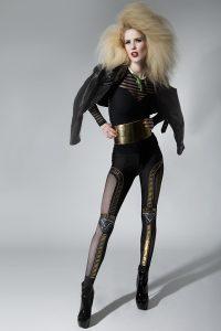 Makeup/Hair Vanessa Cogorno    Photography IamNotARobot    Model Dana Deliever    Stylist Michael