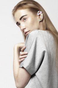 Makeup/Hair/Styling Vanessa Cogorno    Photography Bart Peeters    Model Anneleen Notredame @OnlyModelManagement