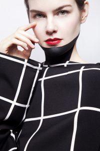 Makeup/Hair/Styling Vanessa Cogorno || Photography Bart Peeters || Model Romane Gerin @TheAgent