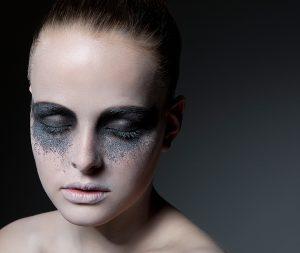 Makeup/Hair Vanessa Cogorno    Photography IamNotaRobot    Model Charlotte De Bleecker