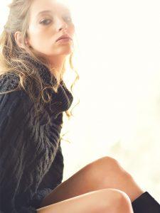 Makeup/Hair Vanessa Cogorno    Photographer Kurt Van De Velde    Model Lynn Bosmans    Stylist Erika