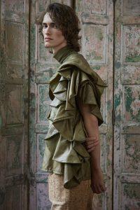 Makeup/Hair Vanessa Cogorno || Photography Marta Musial || Model Matthijs Deijl || Stylist Julieta Piacenza Vanderhoeven