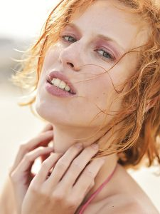 Makeup/Hair Vanessa Cogorno || Photography Kurt VdV || Model Dana Deliever